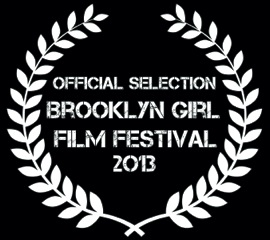 2013 Official Selection Laurels REVERSE